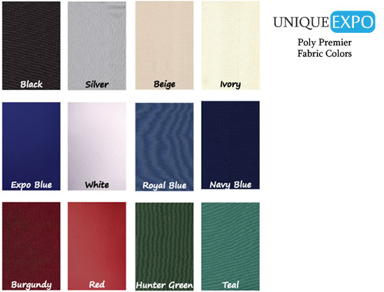 Poly Premier Fabric Swatches