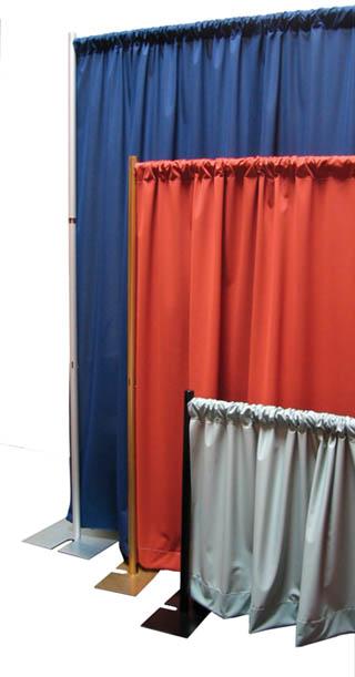 wholesale pipe drape